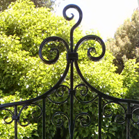 Wrought Iron Custom Furniture