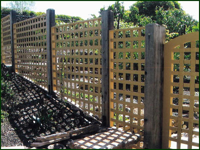 Residential Wrought iron Fence - Oakland